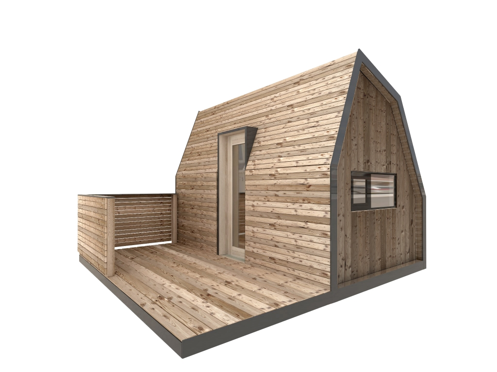 Mountain Lodge Platform