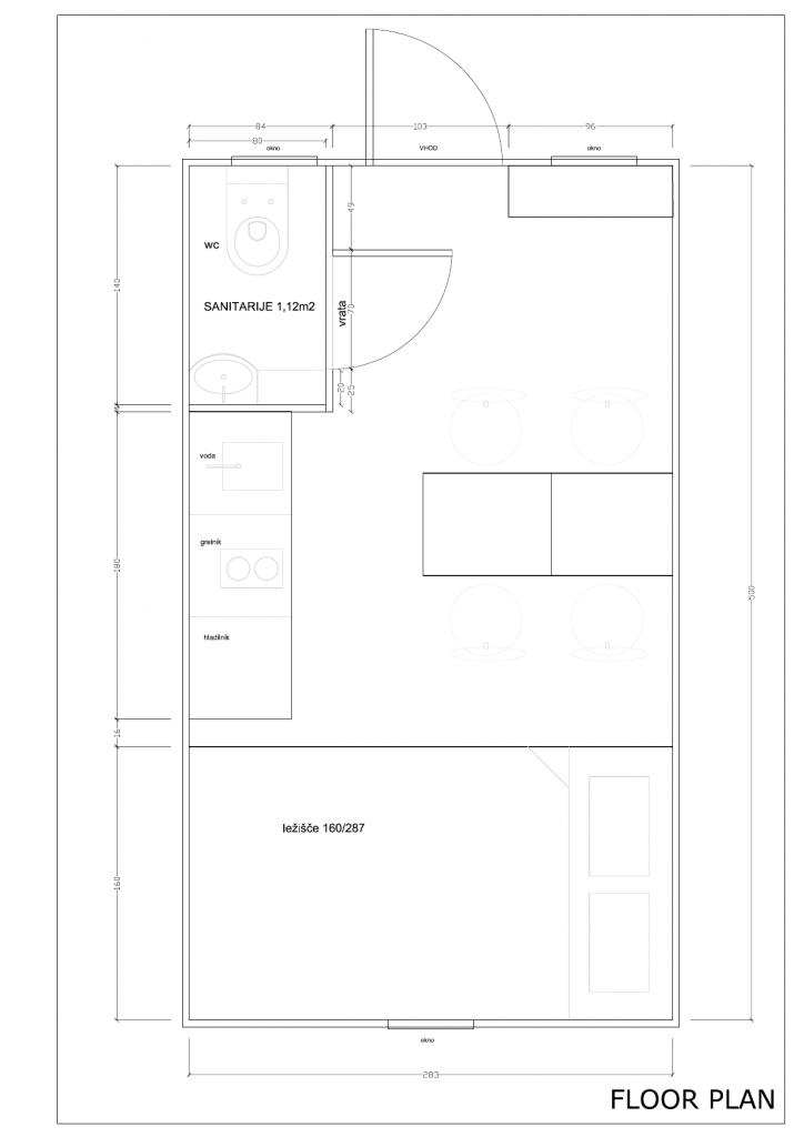Floorplan Igloo