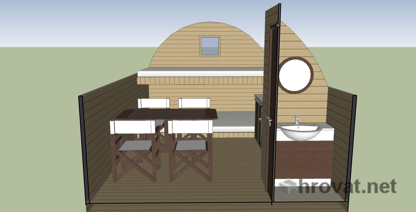 Glamping-bungalow-igloo-M-6