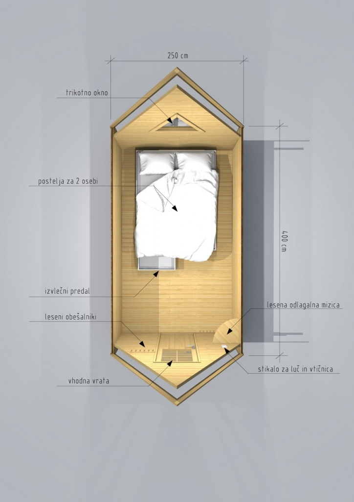 Floor Plan Glamping Solutions