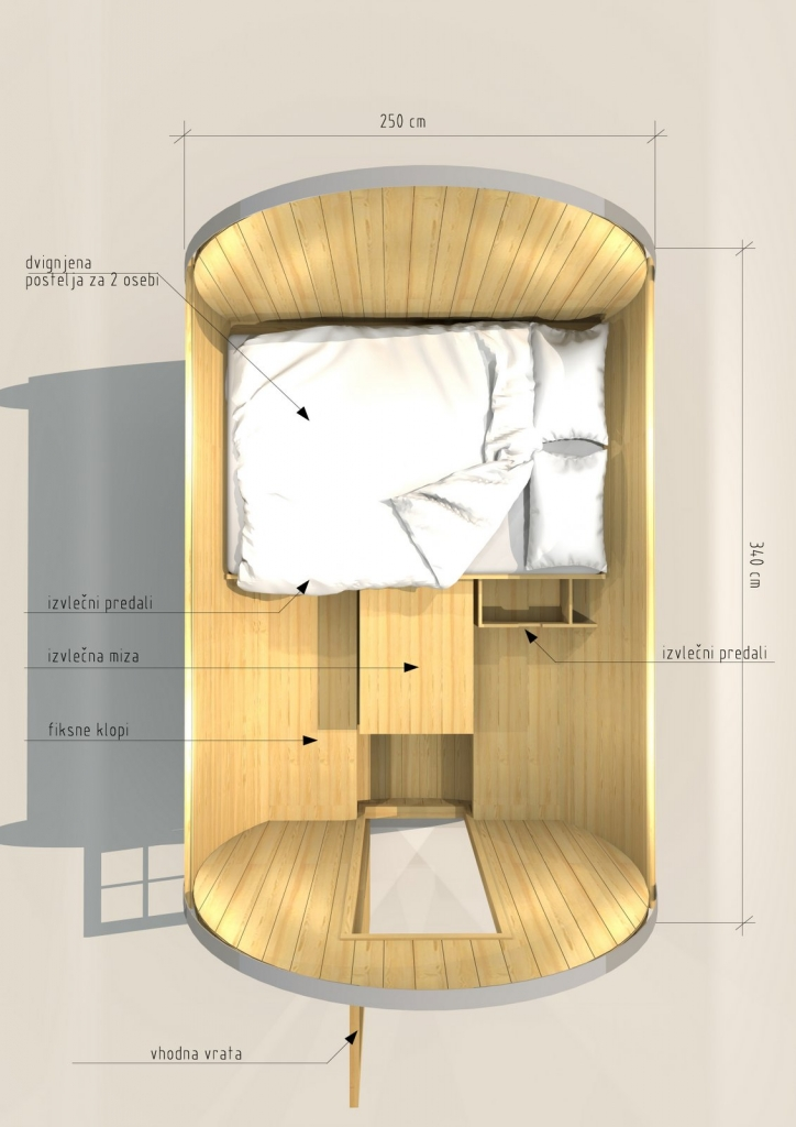 Floor Plan Glamping Solutions